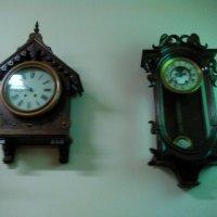 Настенные часы начала 20 века. (пр-во Россия; пр-во Германия). :: Светлана Калмыкова
