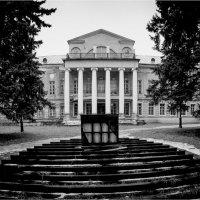 Неоконченная пьеса для механического п... :: Алексей Федотов