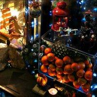 Новогодняя мистерия на окне... :: Кай-8 (Ярослав) Забелин
