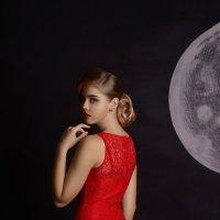 Луна, луна :: Женя Рыжов