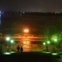 Вечерняя набережная реки Волга г. Ярославль :: Anton Сараев