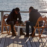 Морские шахматы :: Николай Николенко