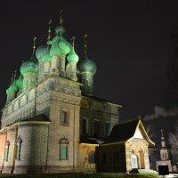 Церковь Иоанна Предтечи в Ярославле :: Anton Сараев
