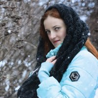 Зимний портрет... :: Алексей le6681 Соколов