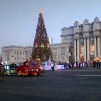 Новогодняя Самара :: Александр Алексеев