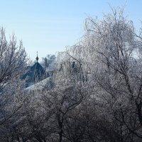 Часовня... :: Дмитрий Скубаков