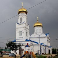 Храм в честь Рождества Христова. Елец. Липецкая область :: MILAV V
