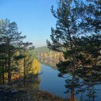 Каменка,осень... :: Александр Подгорный