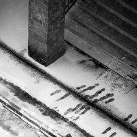 Зима возвращается... :: Алексей Федотов