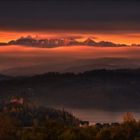 Утро...Осень...Польша...Татры... :: Влад Соколовский