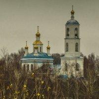 Храм в с.Борисоглеб :: Сергей Цветков