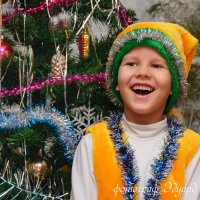 новый год в детсаду :: Эдуард Тищенко