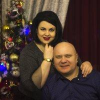 Семейные истории. В Новогоднюю ночь. :: TATYANA PODYMA