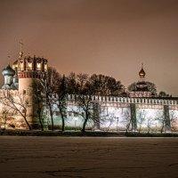 Новодевичий монастырь :: Александр Лебедев