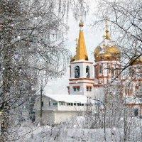 С Рождеством Христовым вас ! :: Евгений Юрков