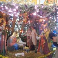 Рождество - повод задуматься о своей повседневной  жизни... :: Алекс Аро Аро