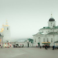 Арзамас. Соборная площадь :: Владимир Новиков