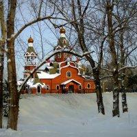 Храм на Рождество . :: Мила Бовкун