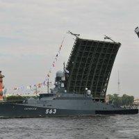 Корабль ВМФ РОССИИ :: Сергей Клюев