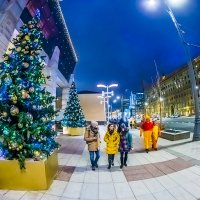 Москва новогодняя 2018 :: Игорь Герман