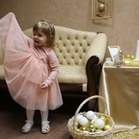 Какое красивое платье у меня :: Елена