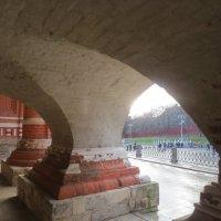 фрагмент храма Василия Блаженного :: Елена
