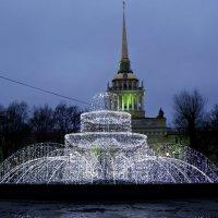 Новогодний Петербург :: Наталия Короткова