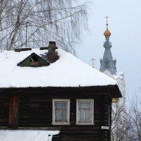 Окрестности монастыря :: Валерий Чепкасов