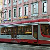 Трамвай № 6. :: Марина Харченкова