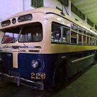Троллейбус из Прошлого. :: Марина Харченкова