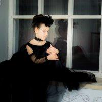 Черный ангел :: Ирина Вайнбранд