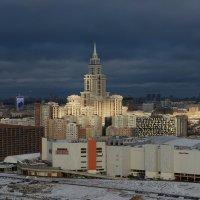 Луч света в ... :: Valeriy(Валерий) Сергиенко