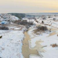 Река Реж. :: Александр Рукомойкин