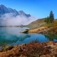 Эта осень в горах, как одно из чудес... :: Elena Wymann