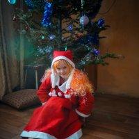 Дуняша, начинающая фотомодель! :: Ирина Антоновна