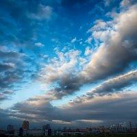 Балтийское небо :: Юрий Плеханов