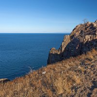 Восточное побережье Ольхона :: Анатолий Иргл