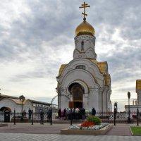 На службу в храм :: Александр Кубасов