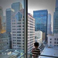 небоскребы,небоскребы,а я маленький такой! :: НАТАЛЬЯ