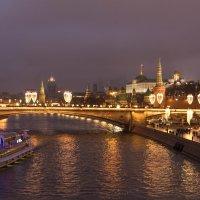 Новогодний Кремль :: Александра