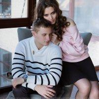 Настя и Влад :: Ekaterina Usatykh