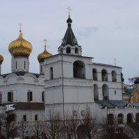 Кострома. Ипатьевский монастырь :: Дмитрий Солоненко