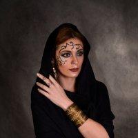 Арабская ночь... :: Наталия Кожанова