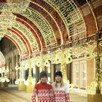 путешествие в рождество :: Елена Ушакова