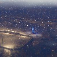 Из окна (вариант 2 ) :: Эльмира Суворова