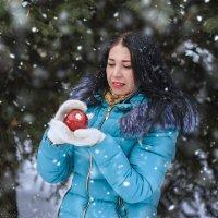 Зимний портрет :: Алексей le6681 Соколов