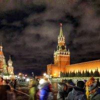 Красная площадь :: Александр Nik'Leme