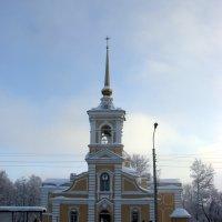 Церковь святой Троицы с приделом великомученицы Екатерины в Красном селе. :: Ирина ***