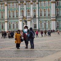На Дворцовой площади.г.Санкт-Петербург. :: нина