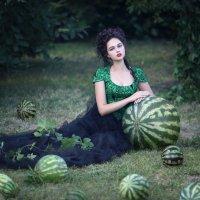 Арбузная фея :: Ирина Голубятникова